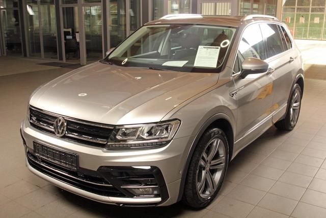 Volkswagen Tiguan - 2.0 TDI Comfortline R-LINE, Kamera, Navi, ACC, LED,5-J-Garantie Vorlauffahrzeug