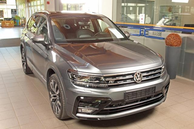Volkswagen Tiguan - Allspace 2.0 TDI DSG 4-Motion, Highline, 2x R-LINE, Pano, AHK, DCC