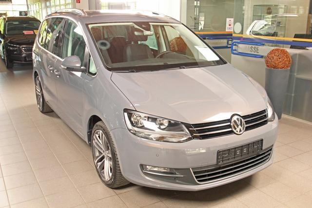 Volkswagen Sharan - 1.4 TSI Highline, 7-Sitzer, Kamera, Navi, DAB, 18-Zoll