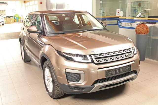 Gebrauchtfahrzeug Land Rover Range Rover - Evoque 2.0 eD4 Pure, Lenkradheiz, Winterpaket, Navi, PDC Kamera