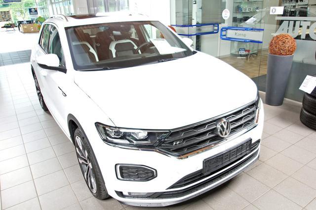 Volkswagen T-Roc - Sport 2.0 TSI DSG 4-Motion R-LINE, ACC, LED, Navi, DAB, Kamera,sofort Vorlauffahrzeug