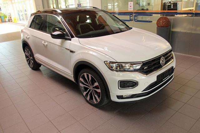 Volkswagen T-Roc - Sport 2.0 TSI DSG 4-Motion R-LINE, ACC, LED, Navi, DAB, Kamera Vorlauffahrzeug