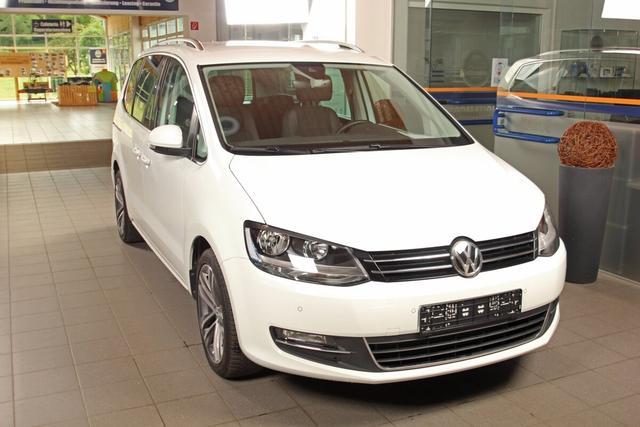 Volkswagen Sharan - 1.4 TSI Highline, 7-Sitzer, Kamera, Navi, DAB, 18 Zoll