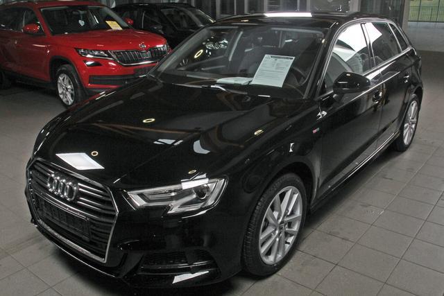 Lagerfahrzeug Audi A3 - Sportback 35 TFSI S-LINE, MMI Plus, Kamera, Xenon, 17-Zoll, Sitzheizung