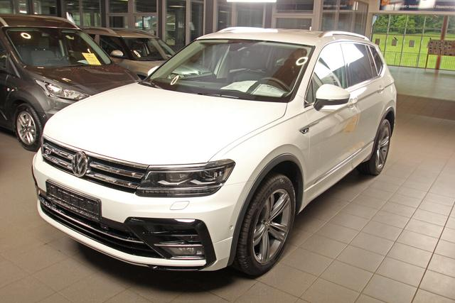 Volkswagen Tiguan Allspace - 2.0 TSI DSG 4-Motion,R-LINE, Highline, Leder, AHK, sofort Vorlauffahrzeug