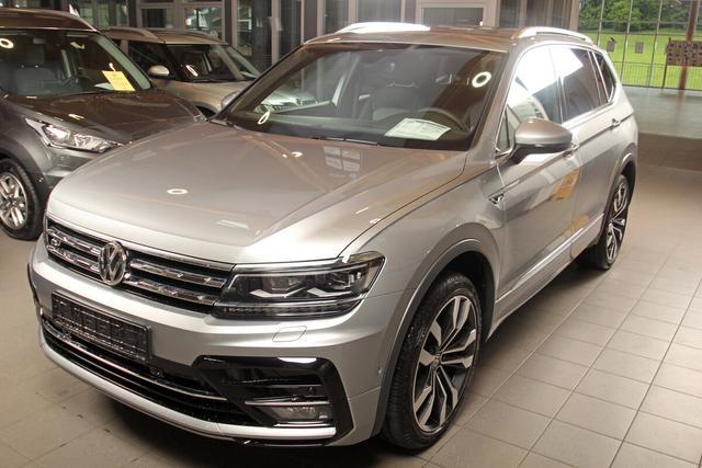 Volkswagen Tiguan Allspace - 2.0 TSI DSG 4-Motion, 2x R-LINE, 20-Zoll, 7-Sitze Vorlauffahrzeug