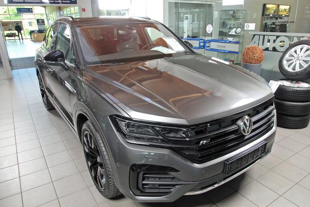 Volkswagen Touareg - 3.0 TDI V6 4-Motion R-LINE Black, IQ.Light, Luft, InnovisionCockpit