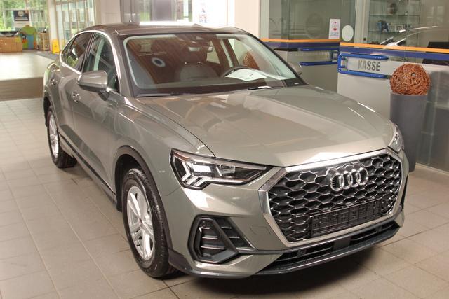 Audi Q3 Sportback - 35 TFSI S-Tronic, Kamera, Navi, LED, virtual Cockpit, sofort