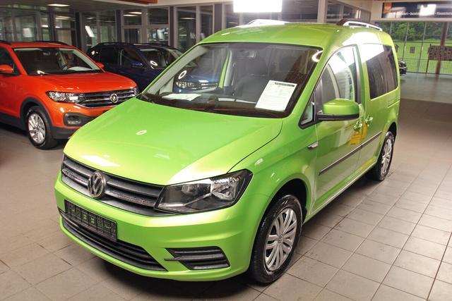 Volkswagen Caddy - 1.4 TSI DSG Trendline, Navi, DAB, Kamera, Sitzheizung, Einparkhilfe