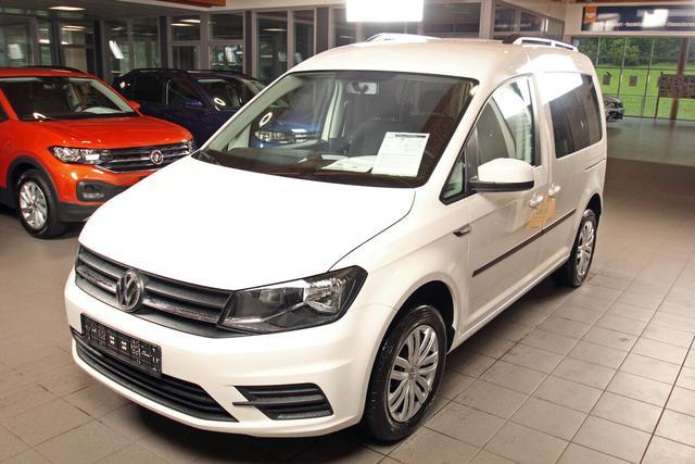 Volkswagen Caddy - 1.4 TSI DSG Trendline, Navi, DAB, Sitzheizung, Einparkhilfe, sofort