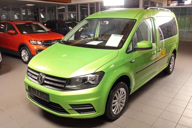 Volkswagen Caddy - Maxi 1.4 TSI DSG Trendline, 7-Sitzer, DAB, Navigation, Sitzheizung