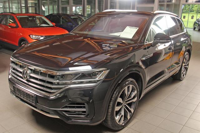 Volkswagen Touareg - 3.0 TDI V6 4-Motion R-LINE,IQ.Light, Luft, InnovisionCockpit,Kamera Vorlauffahrzeug