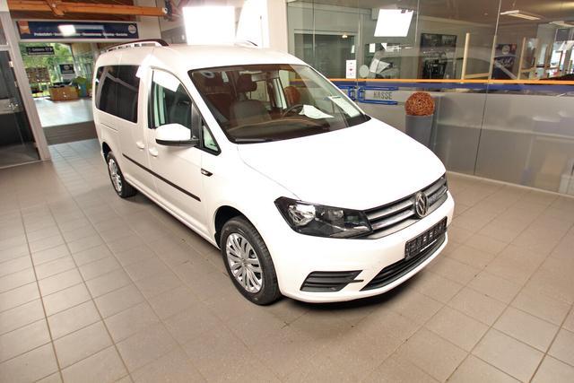 Volkswagen Caddy - Maxi 1.4 TSI Trendline, 7-Sitzer, DAB,Navigation, Bluetooth, Shzg