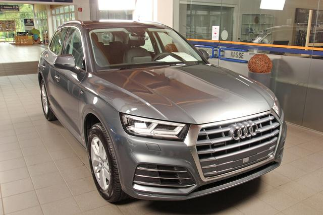Audi Q5 - 35 TDI Quattro S-Tronic S-LINE, Matrix LED, Kamera, MMI Plus, sofort