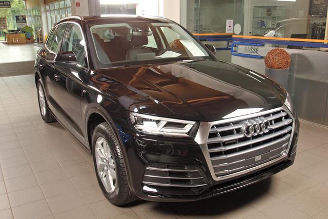 Lagerfahrzeug Audi Q5 - 35 TDI Quattro S-Tronic S-LINE, AHK,Matrix LED, Kamera, MMI Plus, sofort