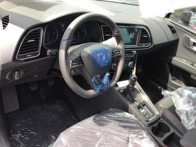 Seat Leon - 1.5 TSI FR, DAB, BeatsAudio, LED, Navi, Winterpaket Vorlauffahrzeug
