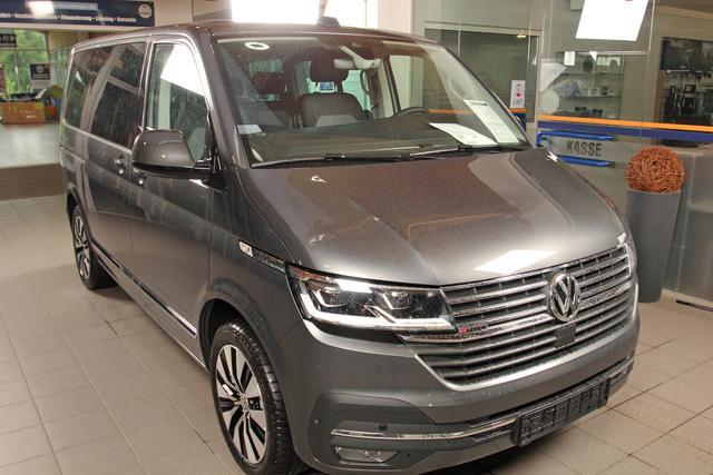 Volkswagen Multivan 6.1 - T6.1 2.0 TDI DSG 4-Motion, Highline, AHK, Assistenzpaket, sofort Vorlauffahrzeug