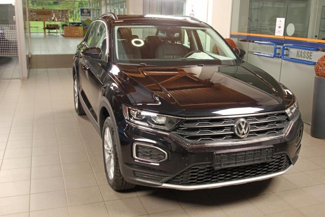 Volkswagen T-Roc - 1.5 TSI DSG Style, AHK, Kamera, Navi, LED, ACC, 17-Zoll, Winterpaket Vorlauffahrzeug