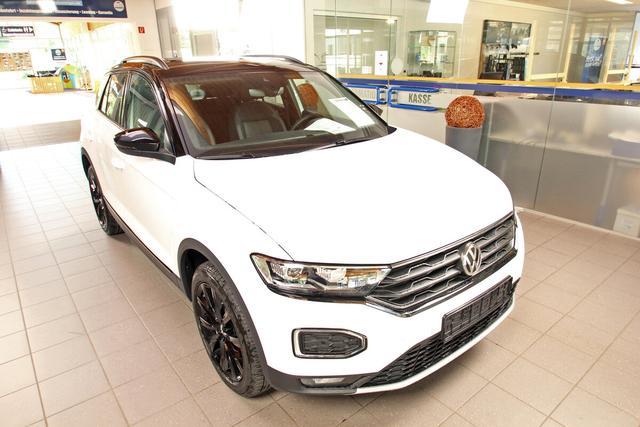 Volkswagen T-Roc - Sport 2.0 TSI DSG 4-Motion, Black Style, Kamera, 18-Zoll schwarz Vorlauffahrzeug