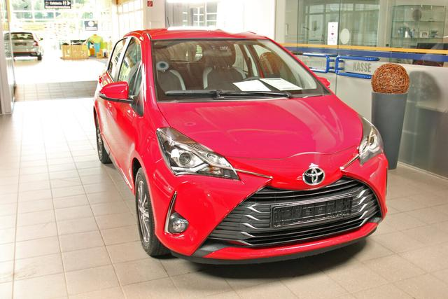 Lagerfahrzeug Toyota Yaris - 1.5 VVT-i Y20, Bluetooth, Tempomat, Kamera