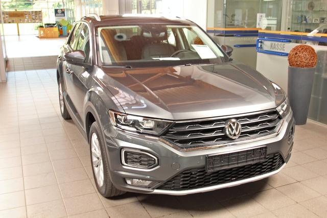 Volkswagen T-Roc - 2.0 TDI DSG 4-Motion Style, AHK, LED, Assistenzpaket Plus, Kamera Vorlauffahrzeug