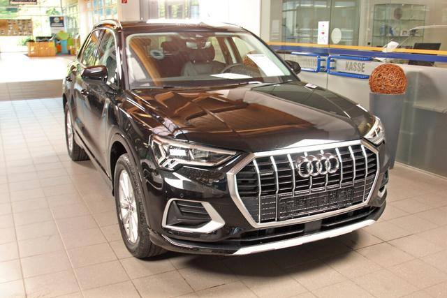 Audi Q3 - 40 TDI quattro S-Tronic advanced, AHK, ACC, LED, Kamera, MMI Plus
