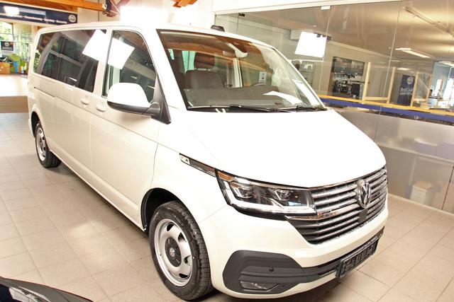 Volkswagen Caravelle 6.1 - T6.1 2.0 TDI DSG 4-Motion LR, Comfortline, AHK, Navi, LED Vorlauffahrzeug