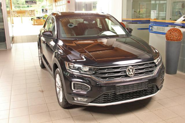Volkswagen T-Roc - Sport 2.0 TDI, Navi, ACC, ActiveInfo, Fahrassistenz, LED, Kamera Vorlauffahrzeug