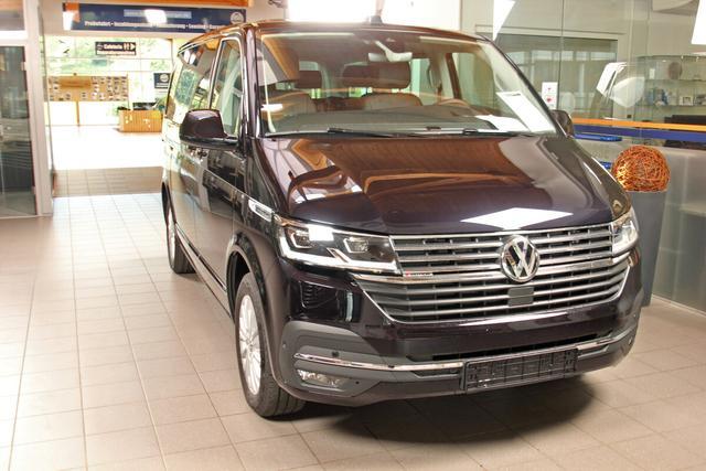 Volkswagen Multivan 6.1 - T6.1 2.0 TDI DSG 4-Motion, Highline, UPE 81.442 € Vorlauffahrzeug