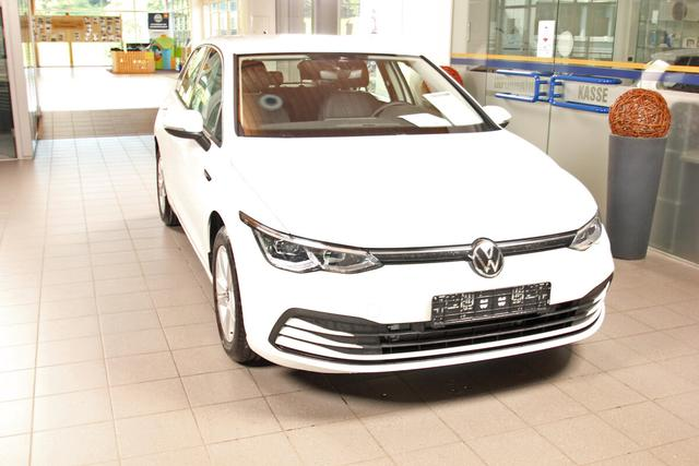 Volkswagen Golf - VIII 1.5 TSI Life First Edition, Navi Pro, LED-Plus, DAB, DCC, ACC Vorlauffahrzeug