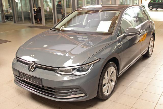 Volkswagen Golf - VIII 1.5 TSI Style First Edition, IQ.Light, Navi Pro, DAB, el. Sitze Vorlauffahrzeug