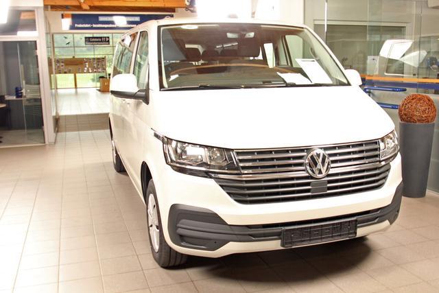 Volkswagen Caravelle 6.1 - T6.1 2.0 TDI LR Comfortline, 9-Sitzer, Kamera, DAB, MirrorLink