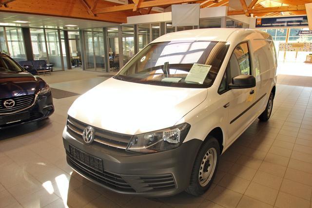 Volkswagen Caddy Kastenwagen - 2.0 TDI BMT Maxi Kasten, Bluetooth, Einparkhilfe, Heckflügeltüren Vorlauffahrzeug