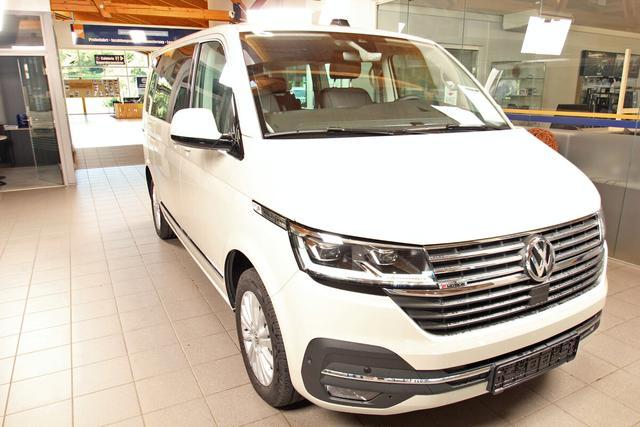 Volkswagen Multivan 6.1 - T6.1 2.0 TDI DSG 4-Motion, Highline, UPE 80.316 € Vorlauffahrzeug