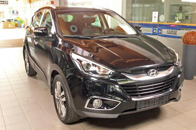 Gebrauchtfahrzeug Hyundai ix35 - 2.0 CRDi 4WD Premium, Pano, Leder, Xenon, Navi