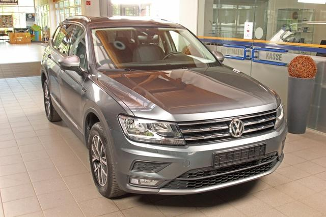 Volkswagen Tiguan - Allspace 2.0 TDI DSG Comfortline, AHK, Kamera, Navi, DAB