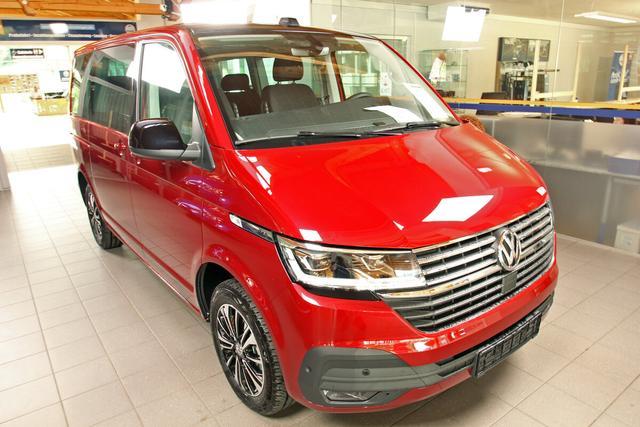 Volkswagen Multivan 6.1 - T6.1 2.0 TDI DSG Edition, AHK, Kamera, 5-Türer