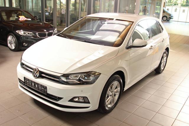Volkswagen Polo - 1.0 TSI Comfortline, Keyless, Sitzheizung, Composition Media