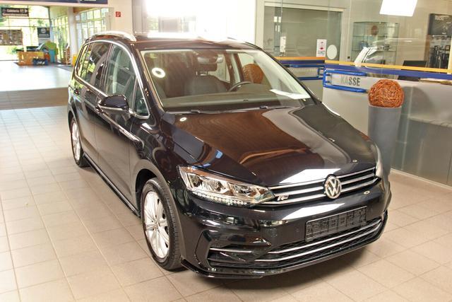 Volkswagen Touran - 2.0 TDI Highline R-LINE, 7-Sitze, Navi, LED, Kamera, DAB, ACC