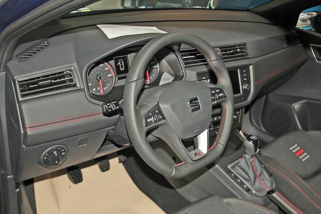 Seat Ibiza 1.0 TSI FR, Full Link, LED, Winterpaket, Einparkhilfe, 5-J Garantie