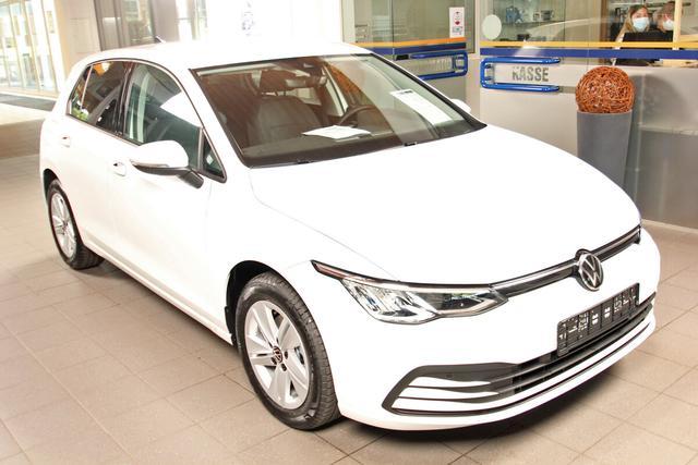 Volkswagen Golf - VIII 1.5 TSI Life, Kamera, Navi Pro, ActiveInfo, LED, sofort