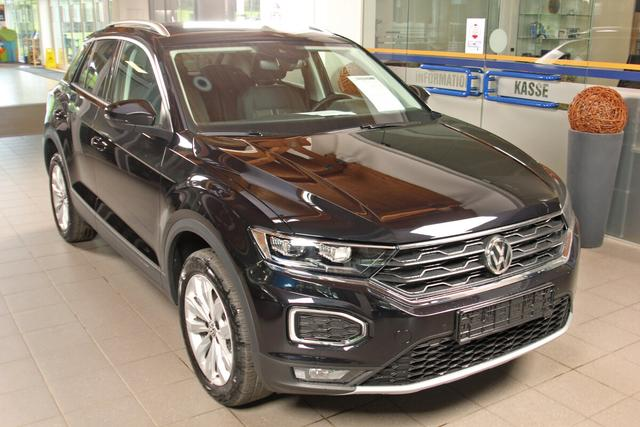 Volkswagen T-Roc - 2.0 TDI DSG 4-Motion Style, LED, Assistenzpaket Plus, Kamera
