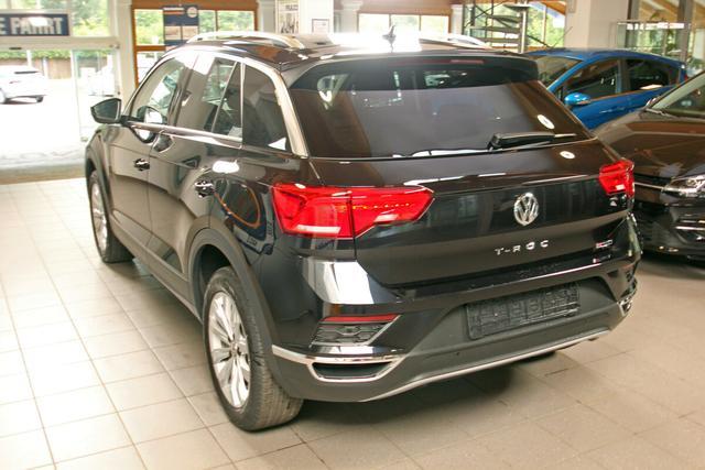Volkswagen T-Roc 2.0 TDI DSG 4-Motion Style, LED, Assistenzpaket Plus, Kamera
