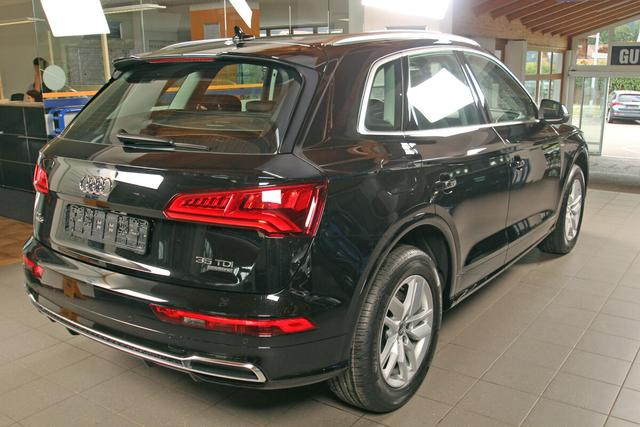 Audi Q5 35 TDI Quattro S-Tronic S-LINE, AHK,Matrix LED, Kamera, MMI Plus, sofort
