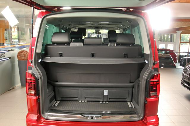 Volkswagen Multivan 6.1 T6.1 2.0 TDI DSG 4-Motion Cruise, Standheizung, 7-Sitzer