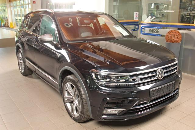 Volkswagen Tiguan - Allspace 2.0 TDI DSG 4-Motion R-LINE, AHK, Dynaudio, 7-Sitzer