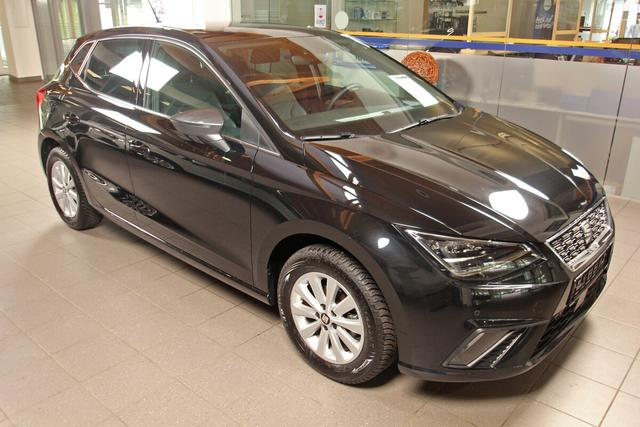 Gebrauchtfahrzeug Seat Ibiza - 1.0 TSI Xcellence, Kamera, LED, DAB, ACC, 5 Jahre Garantie
