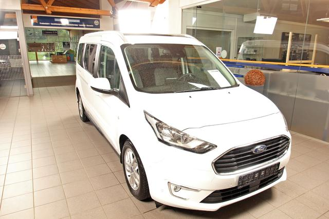 Ford Grand Tourneo - 1.5 TDCi AT Connect Titanium, 7-Sitzer, Kamera, Pano, Unfall