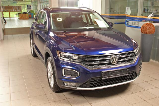 Volkswagen T-Roc - 1.5 TSI DSG Advance, AHK, LED, Navi, Kamera, 17 Zoll Vorlauffahrzeug kurzfristig verfügbar