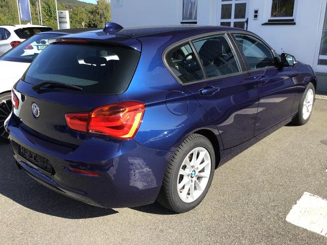 Gebrauchtfahrzeug BMW 1er - 120i Advantage, LED, Navi Proffessional, DAB, Soundsystem